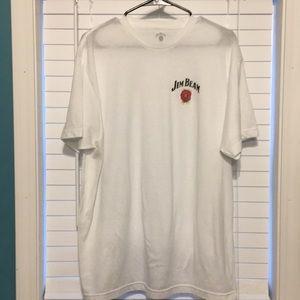Jim Beam T-shirt Size XL